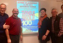 Struer Nyheder Styregruppen for Thyholm Skole 100 år