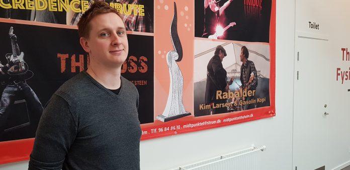 Struer Nyheder Kristian Hedegaard Midtpunktet Thyholm