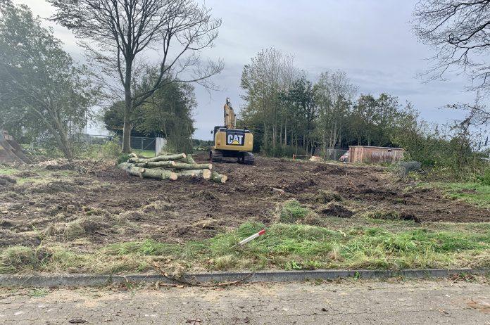 Struer Nyheder Ny vej ved Sydpark