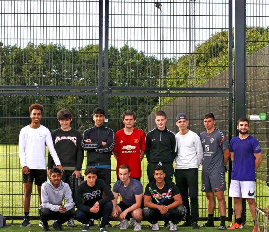 Struer Nyheder Ahmed Habibs drenge til fodbold