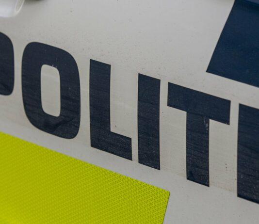 Struer Nyheder Politi logo