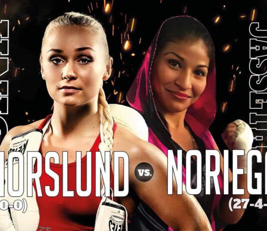 Struer Nyheder Dina Thorslund vs Jasseth Noriega